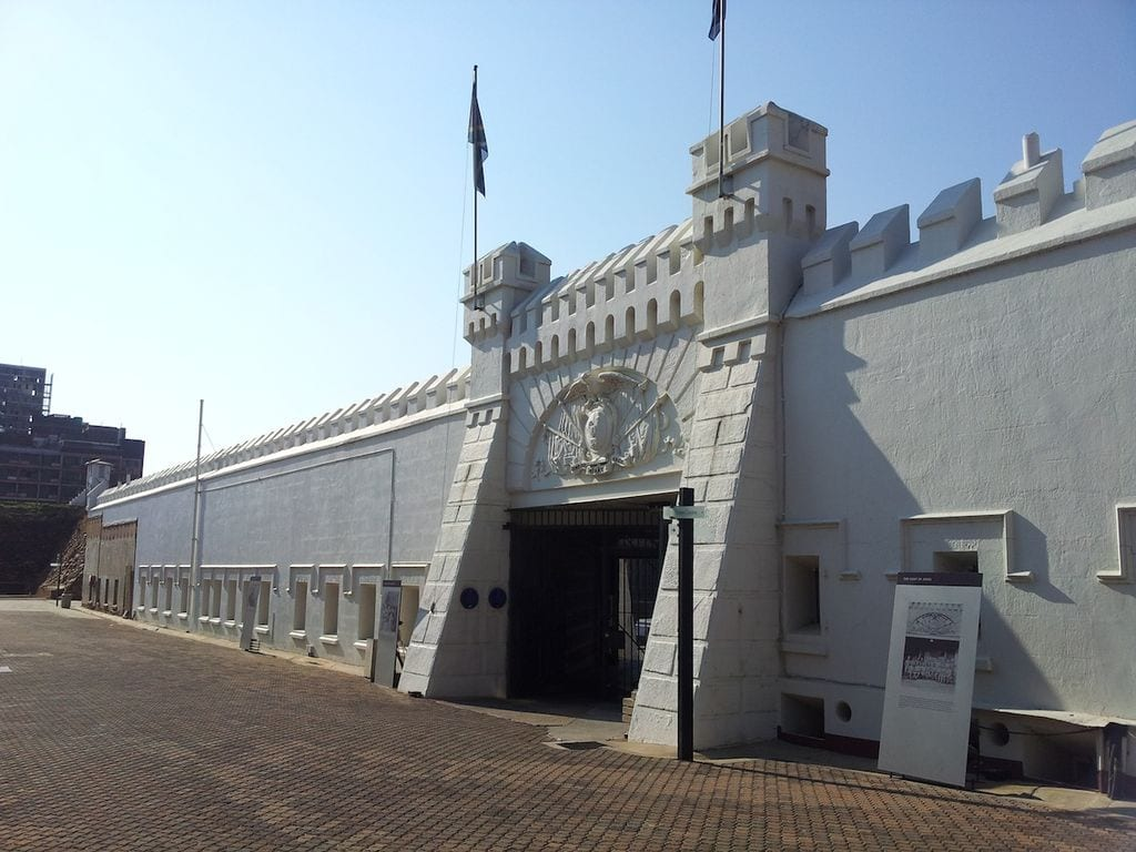 Constitution Hill | © The Heritage Portal/Wikipedia