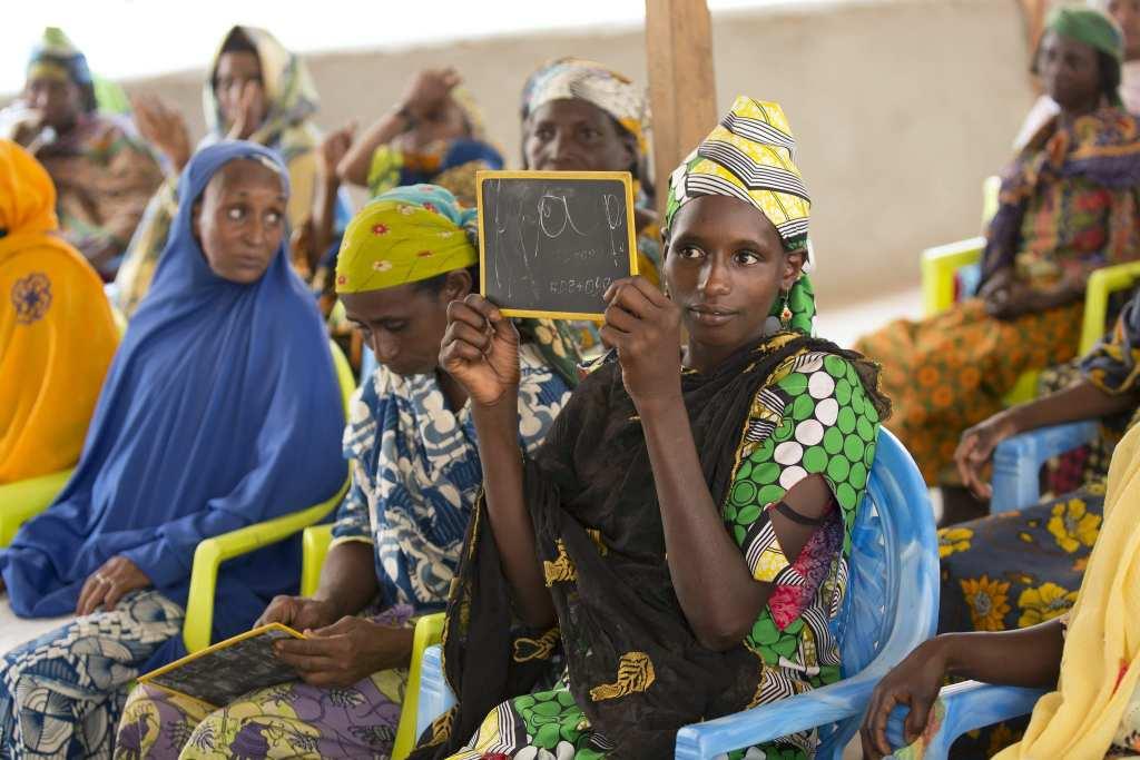 UN Women Humanitarian Work with Refugees in Cameroon | © UN Women/Flickr