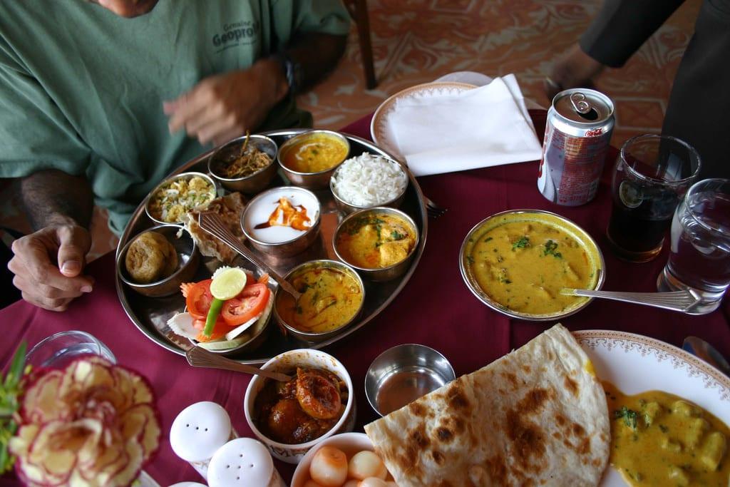 Rajasthani cuisine | © Avinash Bhat/Flickr