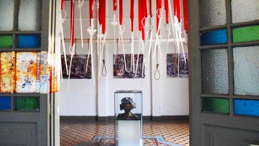 Exhibit at Casa De La Memoria   © Courtesy of  Guatamala.com