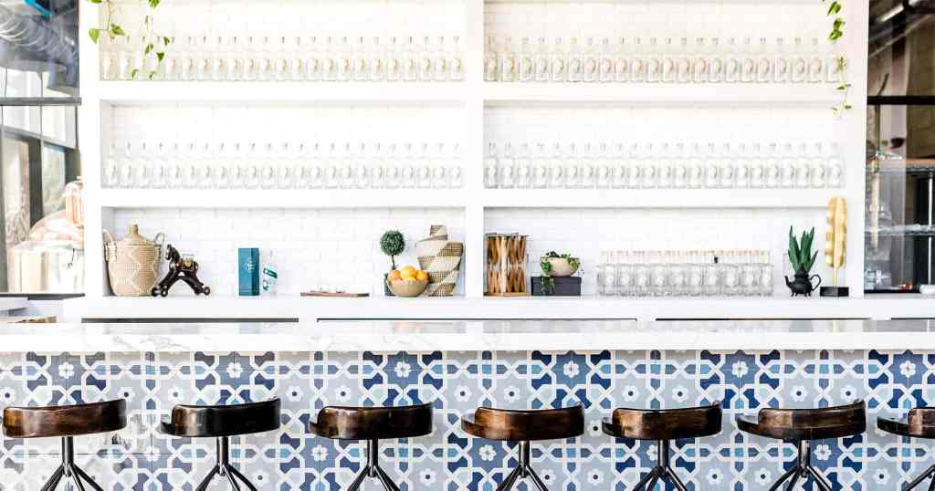 Bar at You & Yours Distillery | © Courtesy of You & Yours