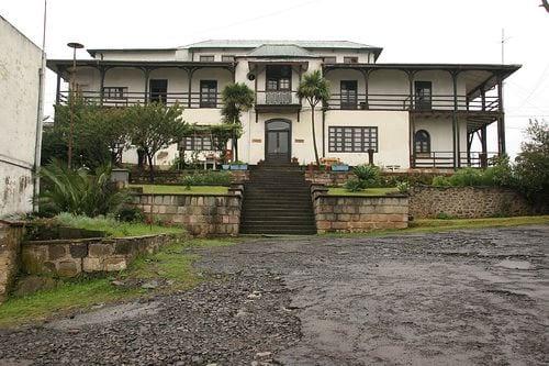 Taitu Hotel Abel | © Asrat/Wikipedia
