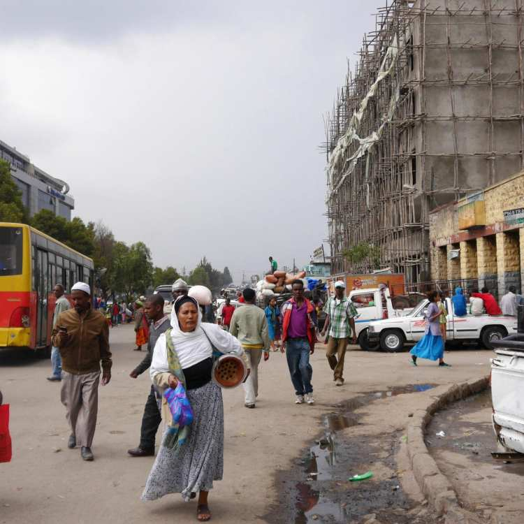 A Feminist City Guide to Addis Ababa, Ethiopia