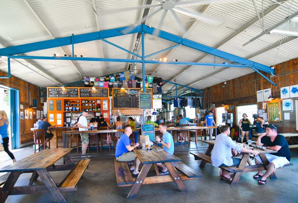 Honolulu BeerWorks | © Courtesy of Honolulu BeerWorks