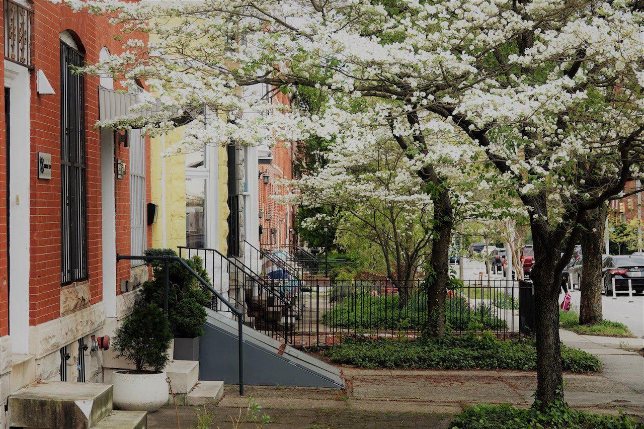 The streets of Baltimore | © Tia Cunningham/Unsplash