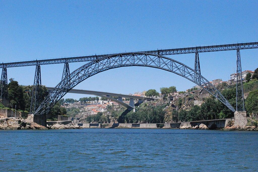 Maria Pia Bridge in Porto | © Concierge.2C/Wikimedia