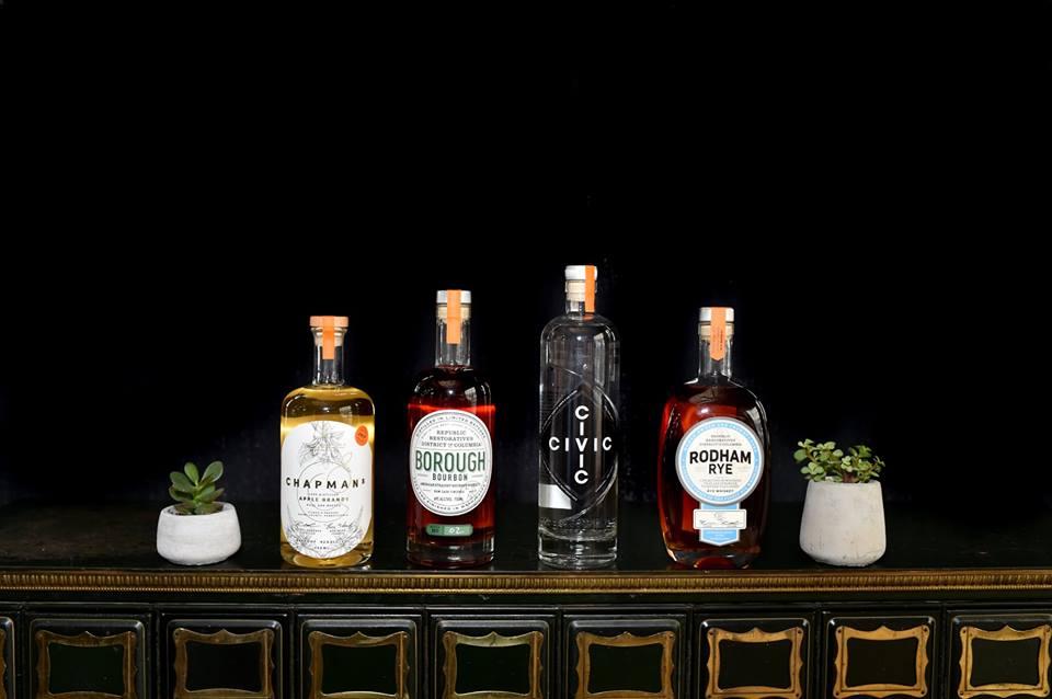 Republic Restoratives is a women-owned distillery in D.C. | © Republic Restoratives' Facebook