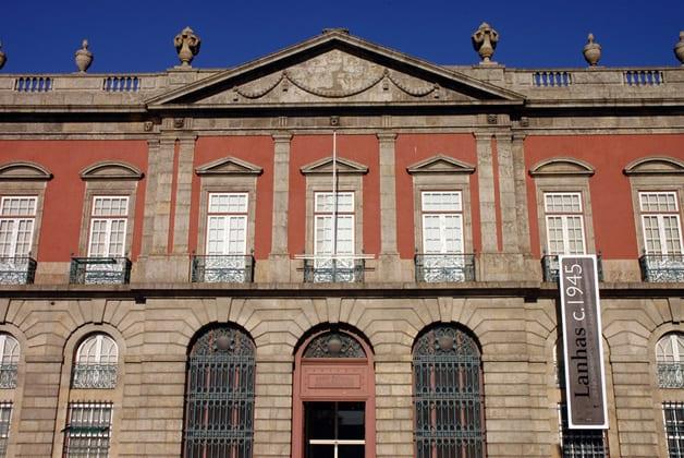 Museu Nacional de Soares dos Reis in Porto | © Wikimedia Commons