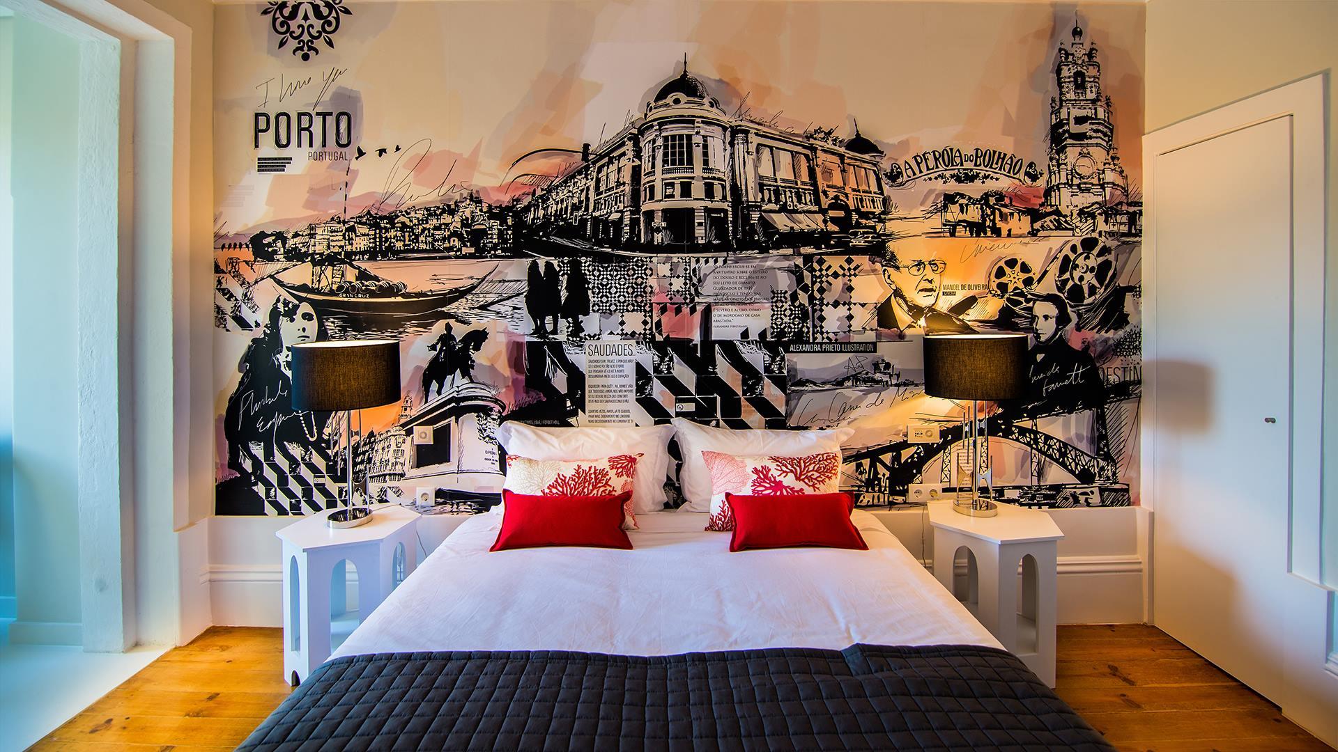 Courtesy of Gallery Hostel Porto