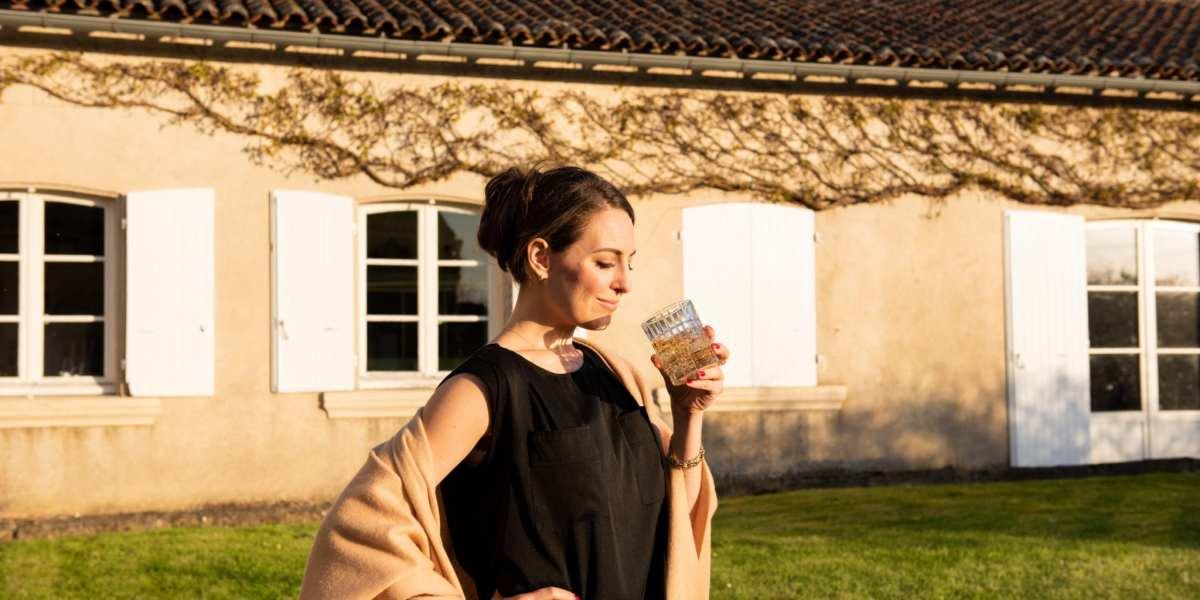 Founder Allison Parc | © Sarah Baumberger/Brenne Whisky