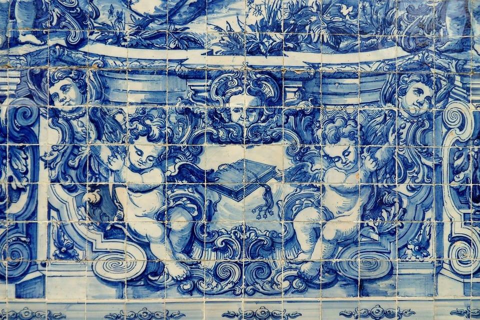 Os Azulejos do Porto | © schnurzipurz/Pixabay