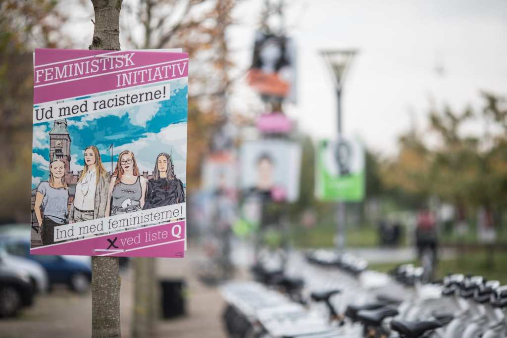 F! or Feministisk Initiativ in Denmark | © Courtesy of Nicolai Zoffman