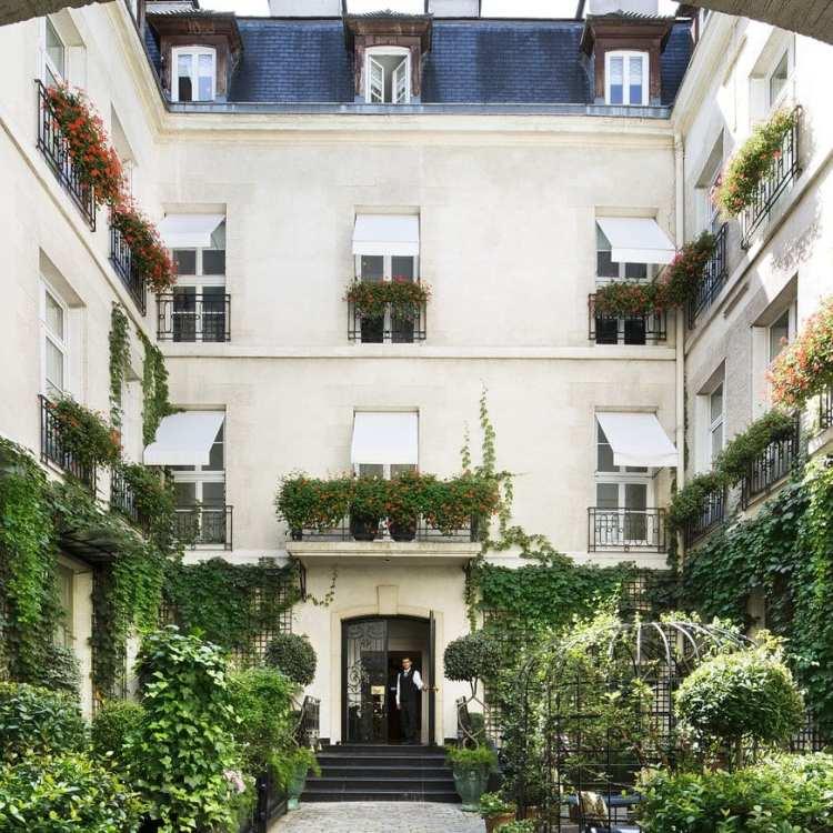 A Perfect Paris Stay at Le Relais Christine