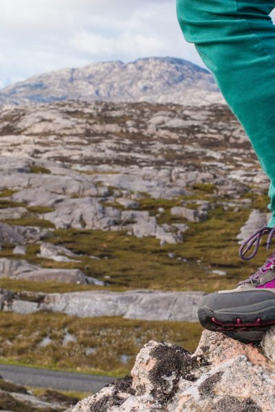 Girls on Hills is an initiative that encourages women to hit the Scottish trails after acquiring the necessary skills to do so © | DrimaFilm/Shutterstock