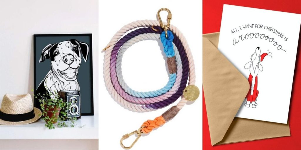 Holiday gift ideas from women-owned pet companies
