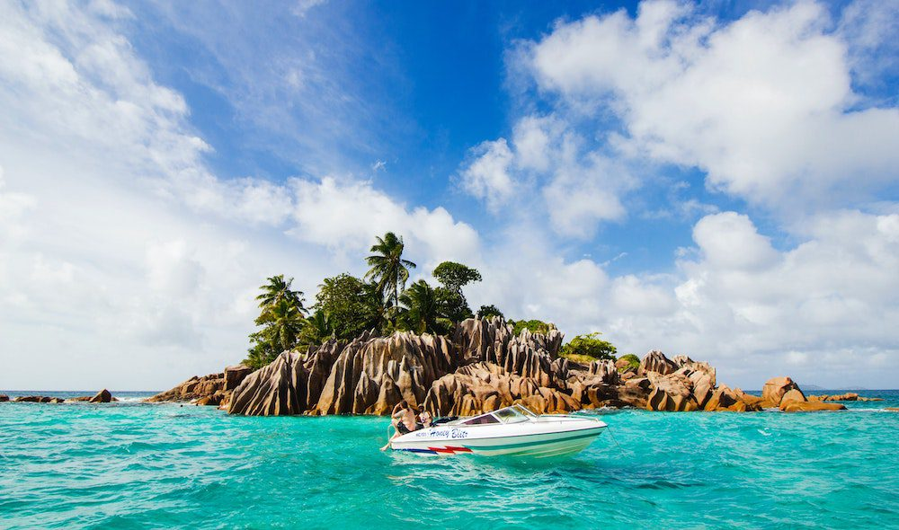 If you've received the COVID vaccine, Seychelles is a good option for where to travel | © Alessandro Russo/Unsplash