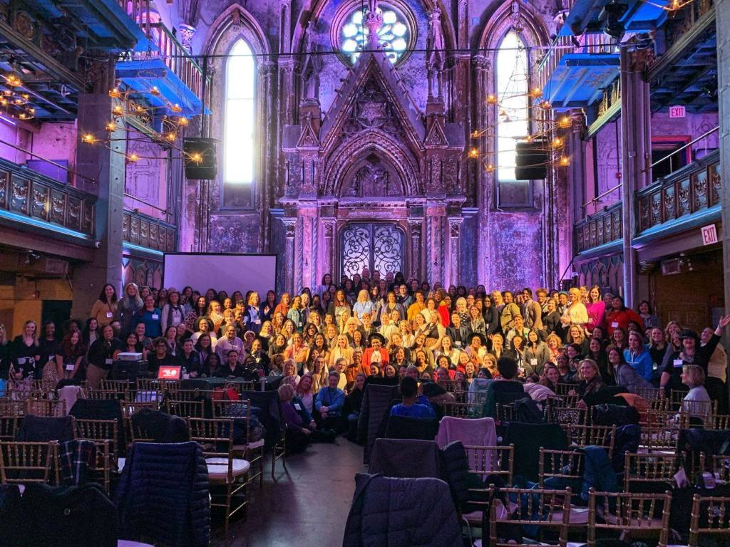 The annual Women's Travel Fest, created by Kelly Lewis | © Women's Travel Fest