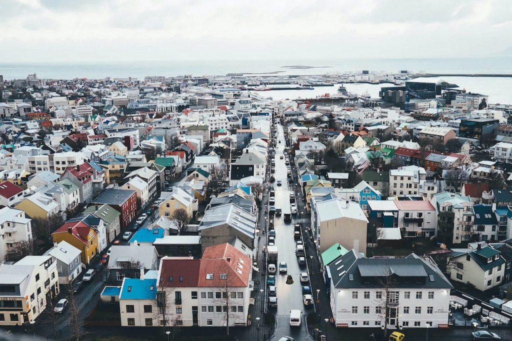 Downtown Reykjavik in Iceland   © Annie Spratt/Unsplash
