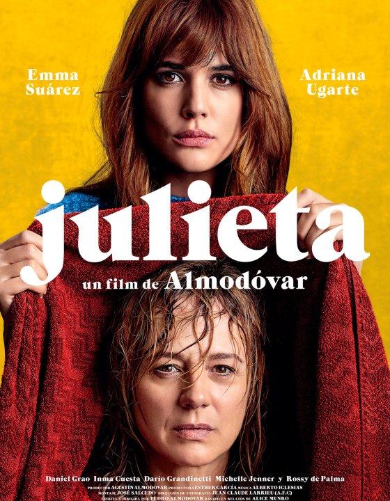 """Julieta"", Pedro Almodóvar"