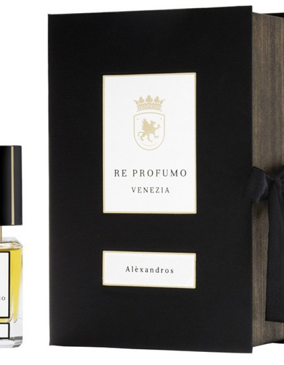 Re Profumo, Alexandros