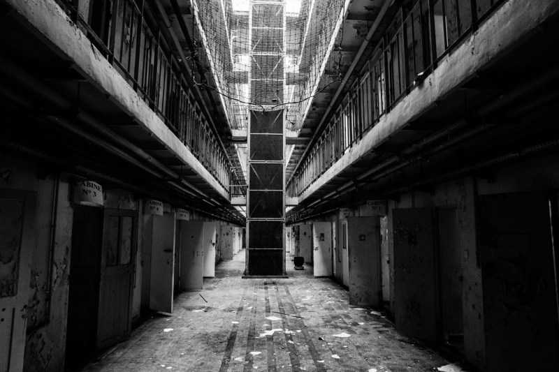 Prison abandonnée de Loos Lille