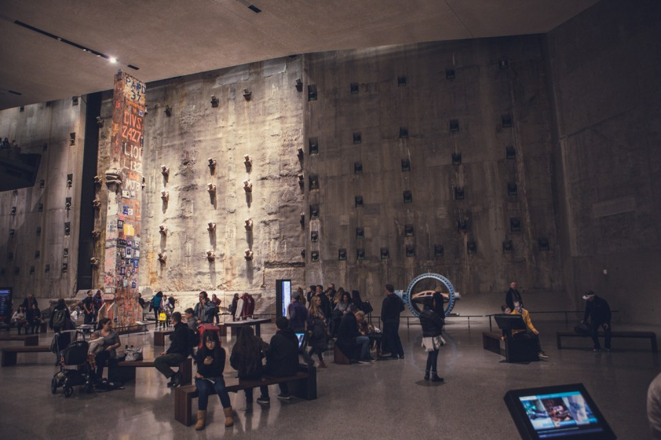 New York en 4 jours MEmorial 9/11