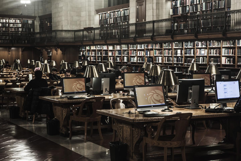 New York en 4 jours Public Library