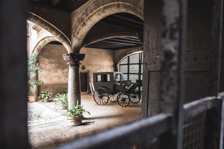 Ruelle Palma de Majorque