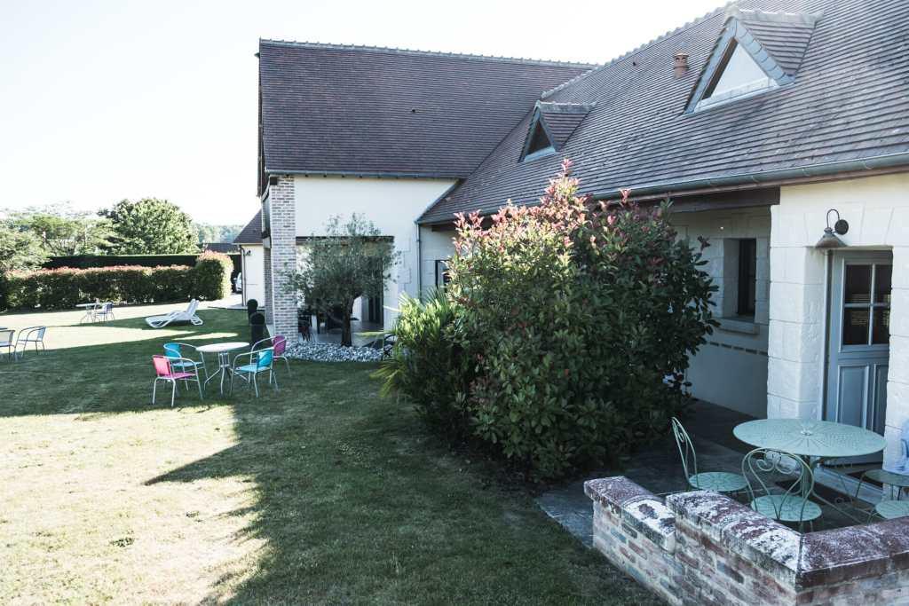 Maison d'hôtes Entre vignes et châteaux