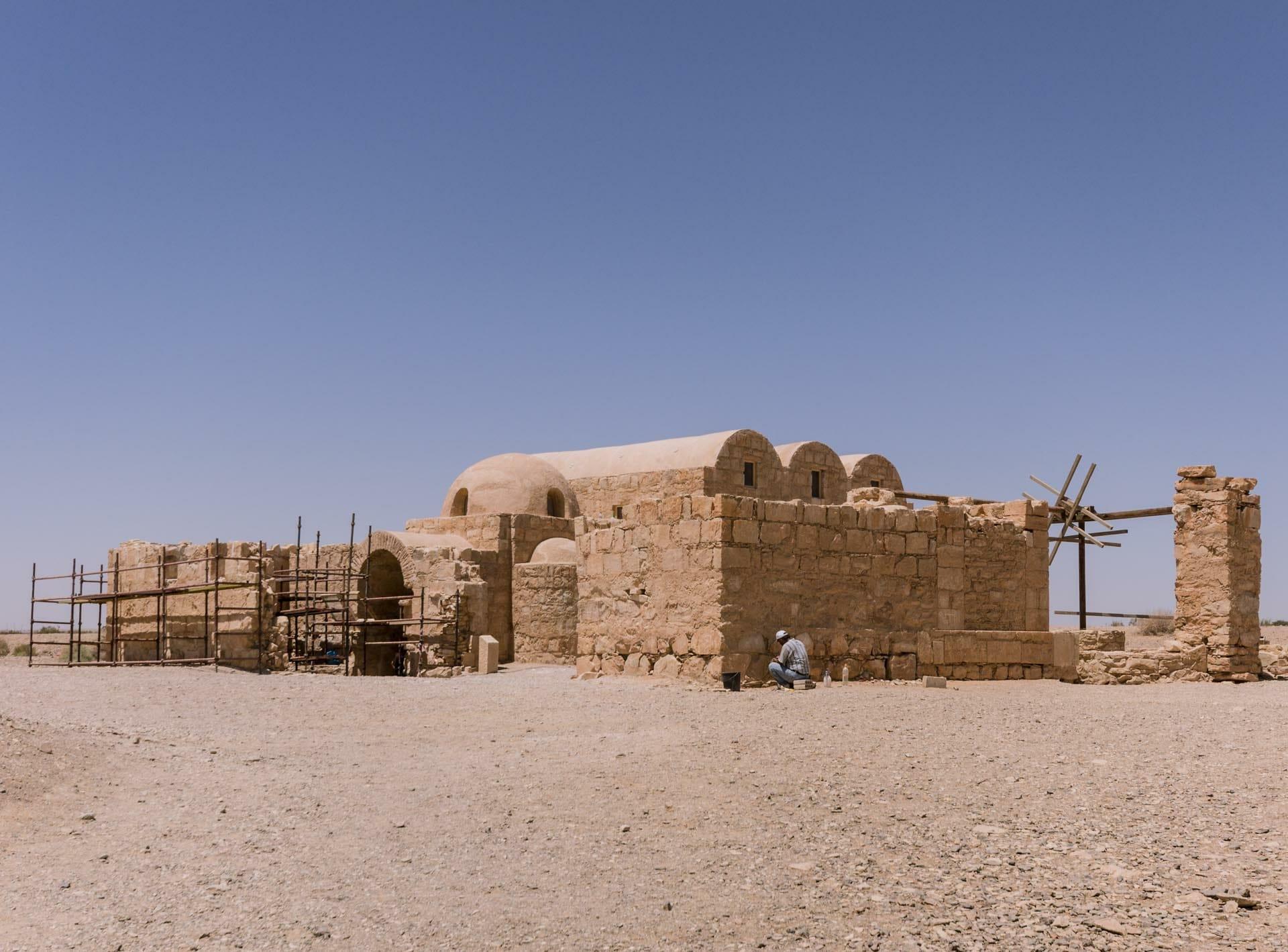 Châteaux du désert - Jordanie