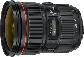 Objectif Canon 24-70mm