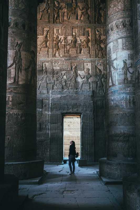 Temple de Qena