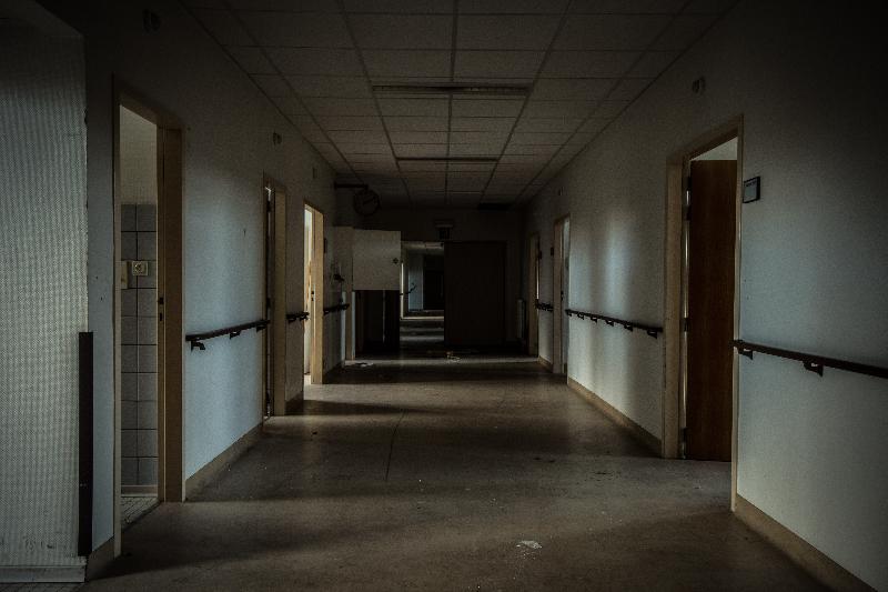 Hôpital abandonné Belgique HH2