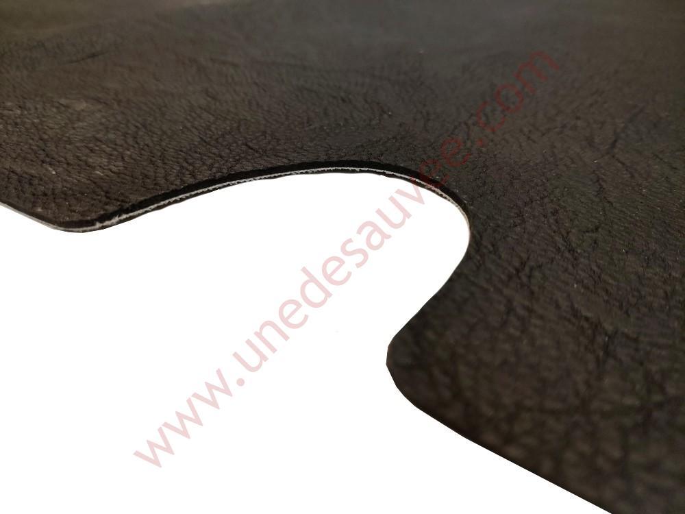 tapis revetement de coffre simili noir enduction peugeot 205 gti cti rallye