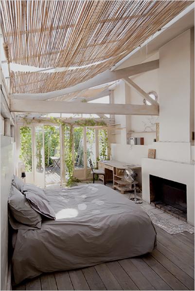 chambre jardin d'hiver