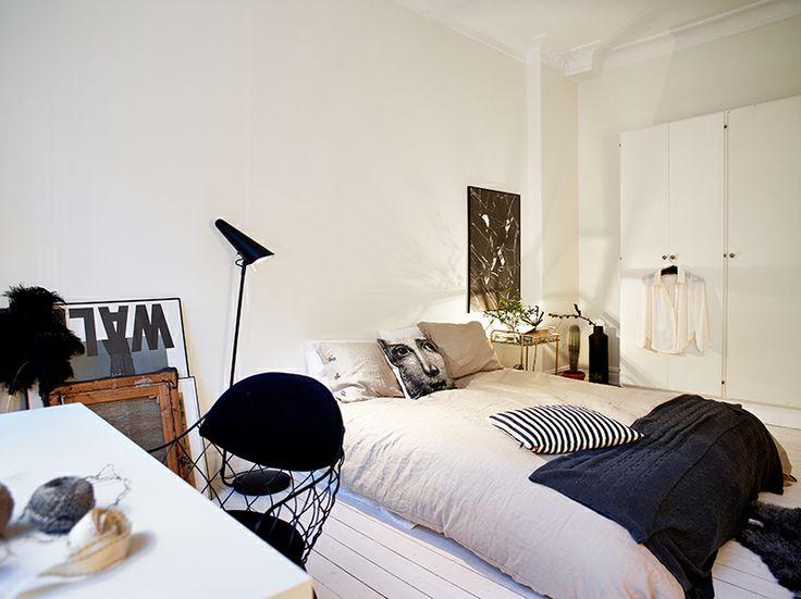 lit au sol 9