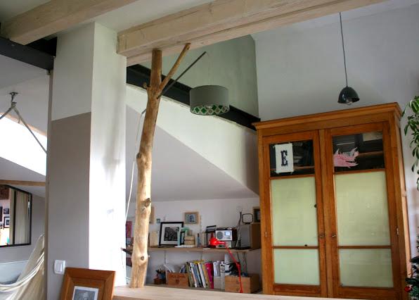 lampe arbre