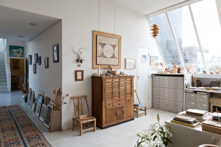 décoration atelier artiste 10