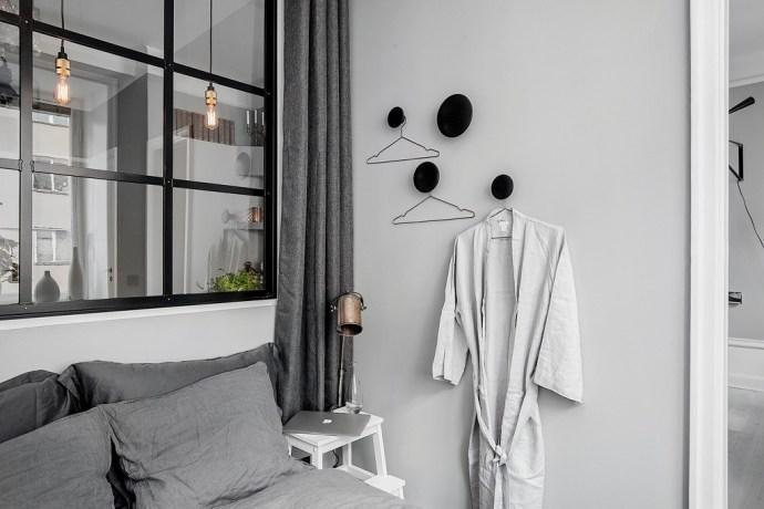 appartement murs gris 6
