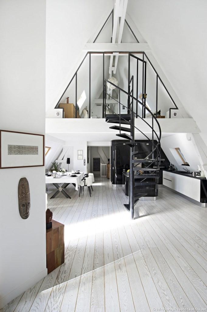 decoration noir et blanc4