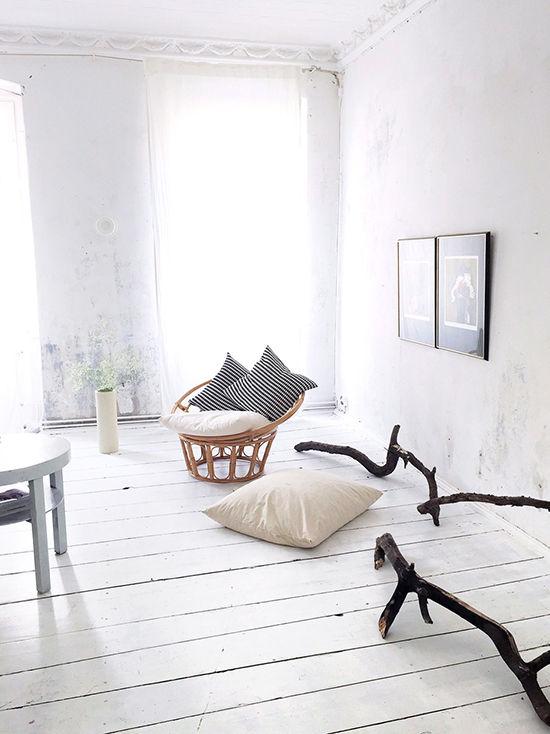 rose et blanc décoration11