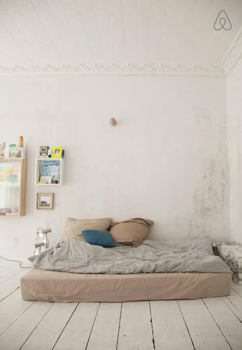 rose et blanc décoration14
