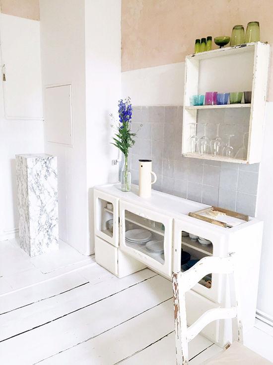 rose et blanc décoration9