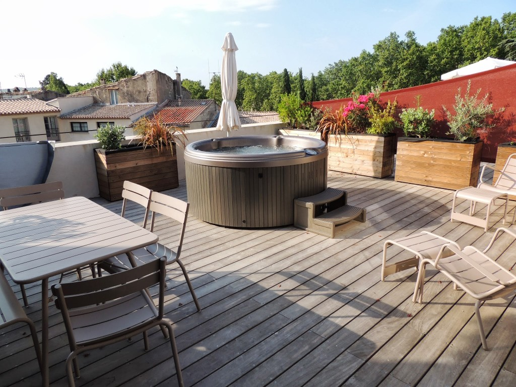Amnager Sa Terrasse D Appartement Simple Amnager Une