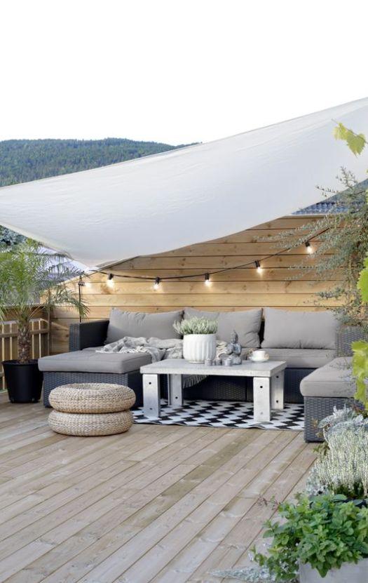 Amenager Sa Terrasse 26 Idees Et Astuces Une Hirondelle Dans