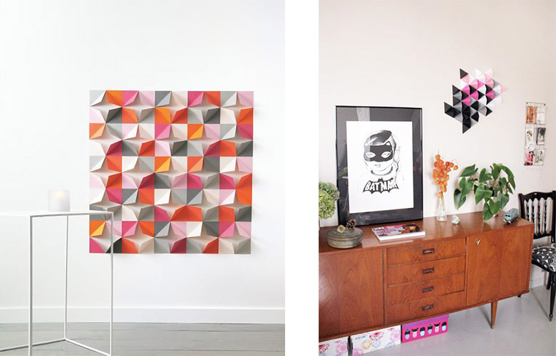 idées originales décorer murs_8