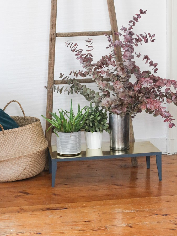 DIY laiton porte plantes 16