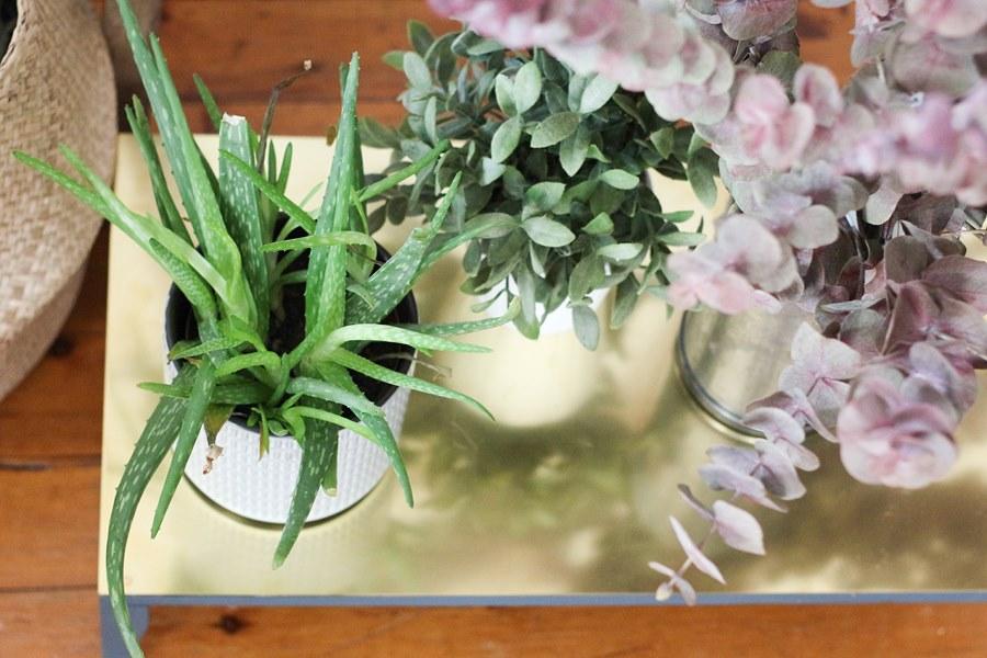 DIY laiton porte plantes 18