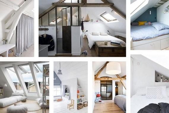 Aménager Une Chambre Sous Les Combles : 35 Idées Pour Vous