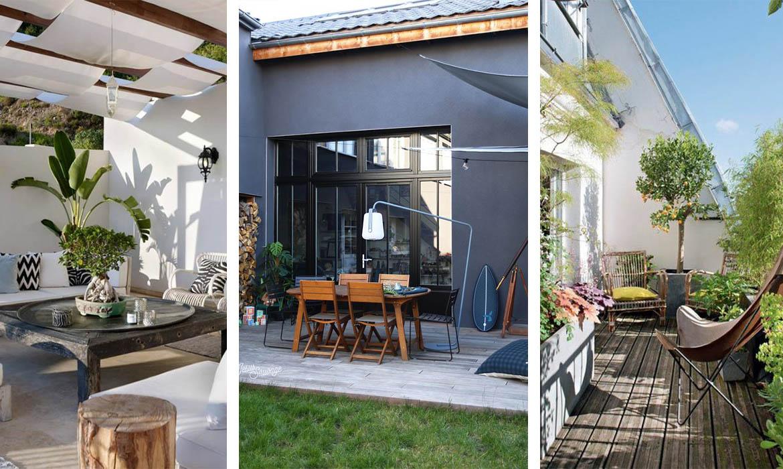 Deco Terrasse Bois Flotté déco terrasse : 13 terrasses à copier !   une hirondelle